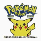 Pokemon Yellow Start Up Screen by Mixtape