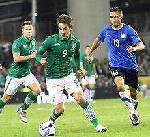 International Football  by Billy Galligan