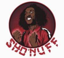 shon'uff shogun of harlem Kids Tee