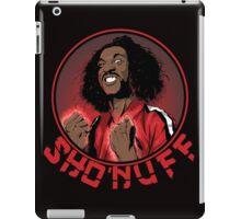 shon'uff shogun of harlem iPad Case/Skin