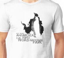 BEFORE WE LOSE IT (Antarctica)  Unisex T-Shirt
