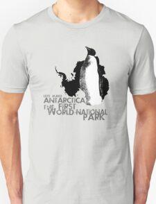 BEFORE WE LOSE IT (Antarctica)  T-Shirt