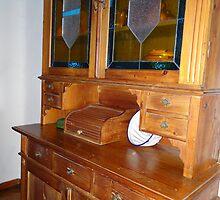 My Grandmothers Kitchen Cabinet - Armario de la Cocina de mi Abuela by PtoVallartaMex