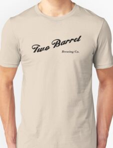 Two Barrel Brewing Co. T-Shirt