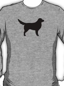 Nova Scotia Duck Tolling Retriever Silhouette(s) T-Shirt