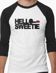 Hello Sweetie Men's Baseball ¾ T-Shirt