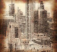 Zirkon city by Jean-François Dupuis