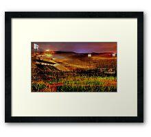 Elysian Field (of dreams) Framed Print