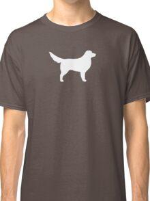 Nova Scotia Duck Tolling Retriever Silhouette(s) Classic T-Shirt