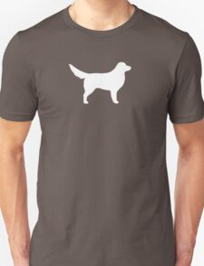 Nova Scotia Duck Tolling Retriever Silhouette(s) T-Shirt