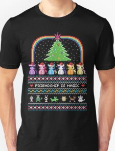 Happy Hearth's Warming Sweater Unisex T-Shirt