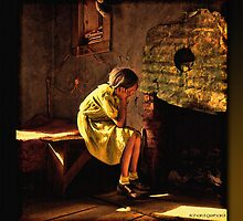 Little Girl by Richard  Gerhard