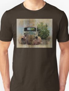 Without Wheels, I Can Only Rest T-Shirt