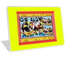 Signed : Belleville Bulls Artwork (Signed By the 2015 Team) Laptop Skin