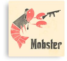Mobster Canvas Print