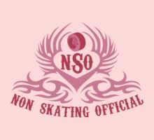 Non-Skating Official {pink} by David & Kristine Masterson