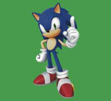 Sonic Baby Tee