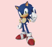 Sonic One Piece - Short Sleeve