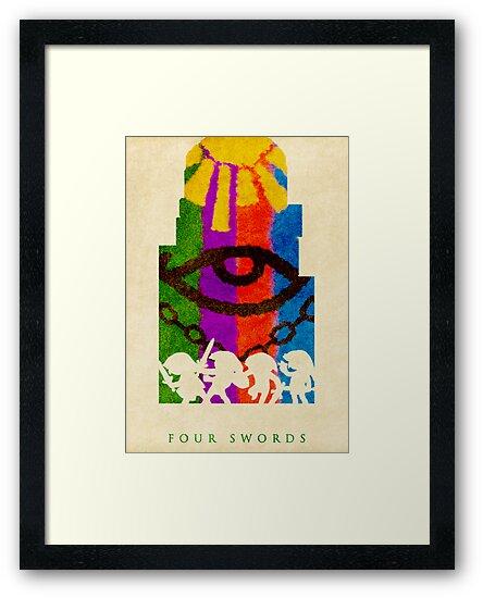 Four by Archymedius
