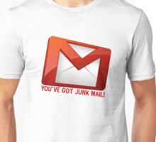 You've Got Junk Mail!  Unisex T-Shirt