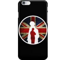 Queen and Country II iPhone Case/Skin