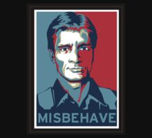 Misbehave Baby Tee