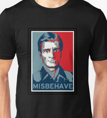 Misbehave Unisex T-Shirt