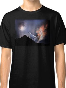 Escaping A Black Hole Classic T-Shirt