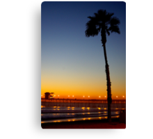 One View One Day Canvas Print