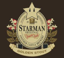 Starman Original:  Golden Stout by Steven Thibaudeau