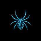 Spider Black by jlv-
