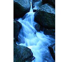 Elabana Blue Photographic Print