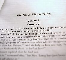 Pride & Prejudice by BayleeCook