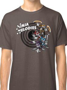 Ninja Melodies (TV Colours) Classic T-Shirt