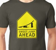 SWEET JUMP AHEAD Unisex T-Shirt