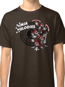 Ninja Melodies (Mirage Colours) Classic T-Shirt