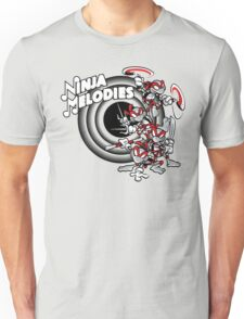 Ninja Melodies (Mirage Colours) T-Shirt