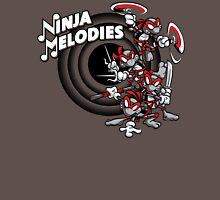 Ninja Melodies (Mirage Colours) Unisex T-Shirt