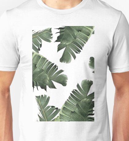 Banana Leaf Frenzy #redbubble T-Shirt