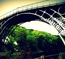 iron bridge  by Tori Sidwell
