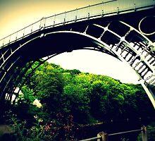 iron bridge  by Tori Sidwell