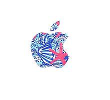 Starfish Lilly Apple Logo by HannnahFraymann