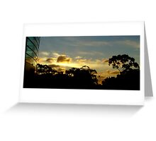 Adelaide Convention Centre panoramic Greeting Card