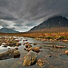 Glen Etive by Phillip Dove