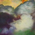 Clouds. by Debra Freeman