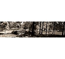 Rymill Park, Adelaide Photographic Print