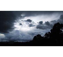 Thunderstorm Photographic Print