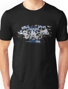 Yankees 2009 World Series Champions Shirt (Dark Version) Unisex T-Shirt