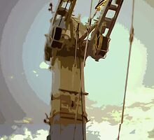 Crane by MuscularTeeth
