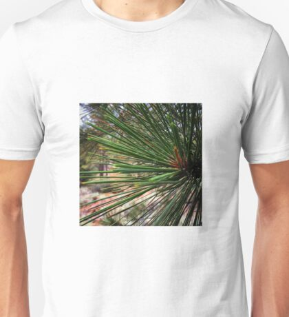 Playing With Dew Drops Unisex T-Shirt